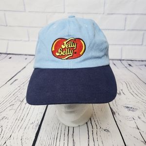 Town Talk Jelly Belly two tone embroidered hat